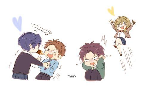 「野崎くんログ」/「mery」の漫画 [pixiv]