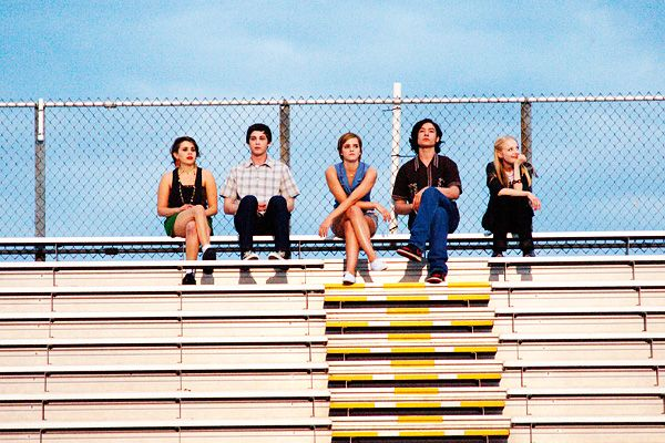 """""""The Perks of Being a Wallflower"""" 