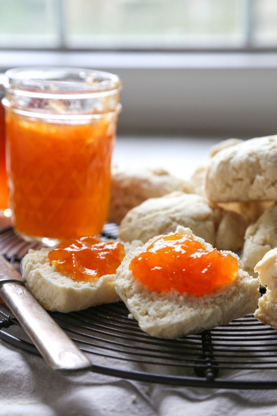Grapefruit Marmalade - Sweet, tangy, and a perfect way to capture summer in a jar! Try canning today!