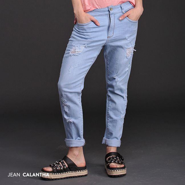 #JeanCalantha #DenimConfort #BoyfriendJean #MustHave