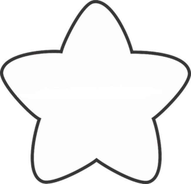 Estrellas De Tela Con Moldes02 Moldes De Estrellas Llaveros De Fieltro Patrones De Fieltro