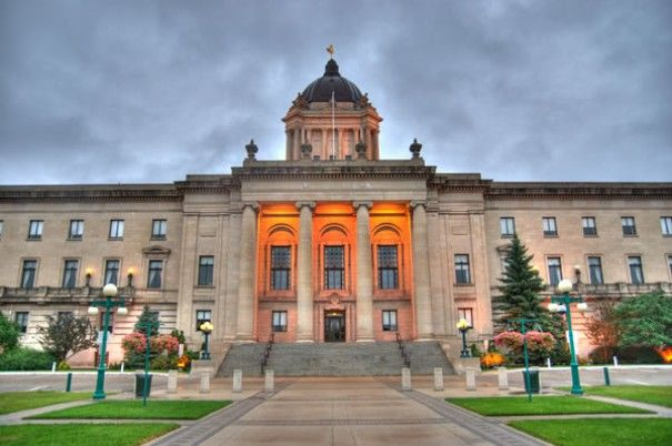 Discover the secrets, symbols and significance of the design and architecture of the Manitoba Legislative building during this award-winning tour.  Win your Winnipeg adventure including flight, hotel and an adventure YOU choose! Visit http://www.tourismwinnipeg.com/pin-and-winnipeg to enter!