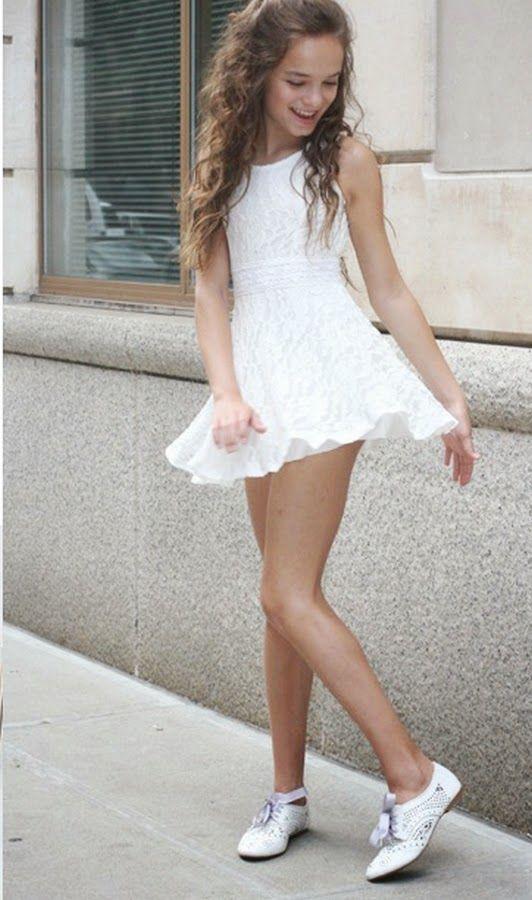 Callie teen model
