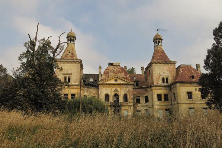 miniwycieczki: Opuszczone miejsca na Dolnym Śląsku, część 6