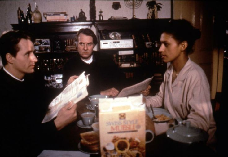 Linus Roache, Tom Wilkinson, Cathy Tyson, 1994 | Essential Gay Themed Films To Watch, Priest http://gay-themed-films.com/watch-priest/