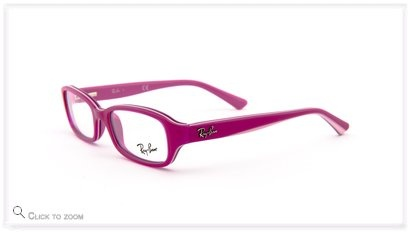 RayBan Ray-Ban Kinderbrille RY 1529 3584 fuxia/pink/fuxia