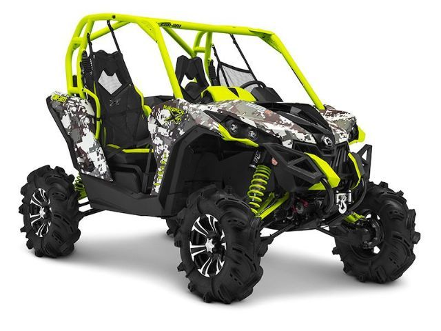 2015 Can Am Maverick XMR 1000 Side-By-Side , Digi Camo/Grn for sale in Shreveport, LA