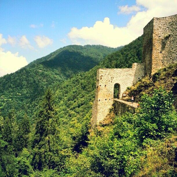 Zil Castle, Kaçkar Mountains, BlackSea, Turkey