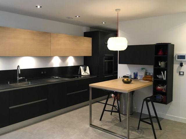 My new Comprex kitchen! :) Après avoir investi dans une maison des années 1930 dans la ville de Tourcoing…