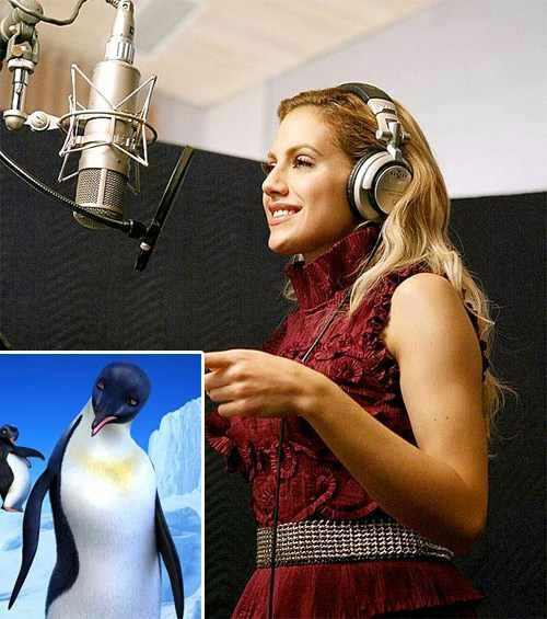 The voice of Gloria in Happy Feet | Brittany Murphy R.I.P ...
