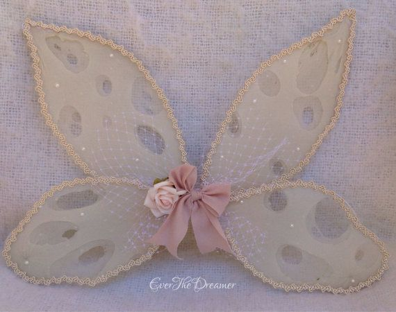 Fairy wings Woodland Fairy Whismy Whispers fairy by EverTheDream