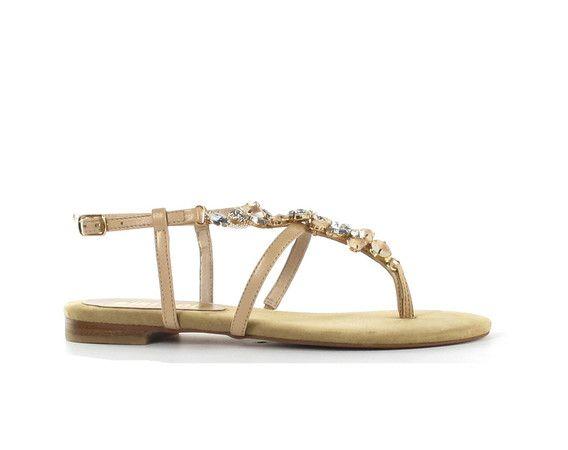 Bibi lou sandalen roze - Schoenen Moernaut