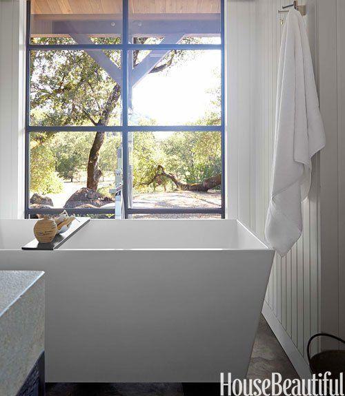 Die besten 25+ Farm style natural bathrooms Ideen auf Pinterest - eklektischen stil einfamilienhaus renoviert