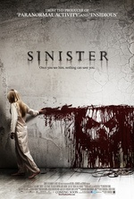 #3 at the box office this past weekend with $18,250,000 was Sinister