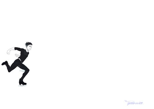 "yuris-on-ice: ""the final six - jump [big version] """