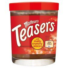 Maltesers Teasers Chocolate Spread 200G - Groceries - Tesco Groceries €2.79 Chocolate spread with crisp honeycombed pieces.