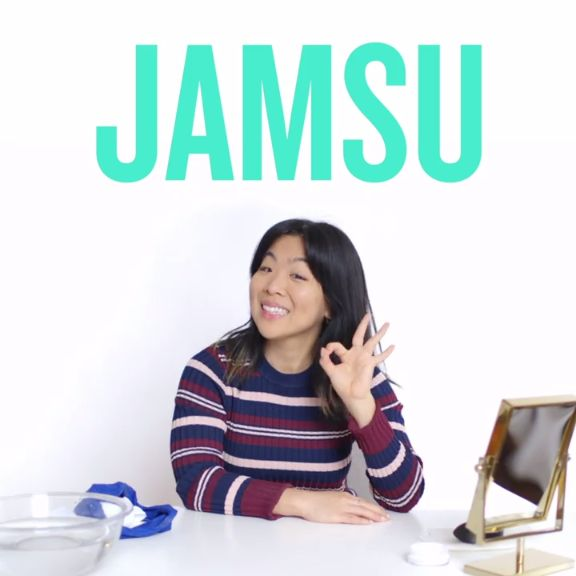 Jamsu is the Korean makeup technique that's sweeping the nation.