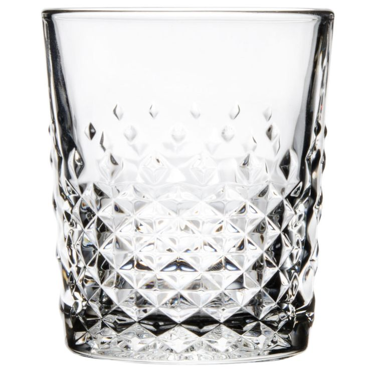 Libbey 925500 Carats 12 oz. Double Old-Fashioned Glass - 12 / Case