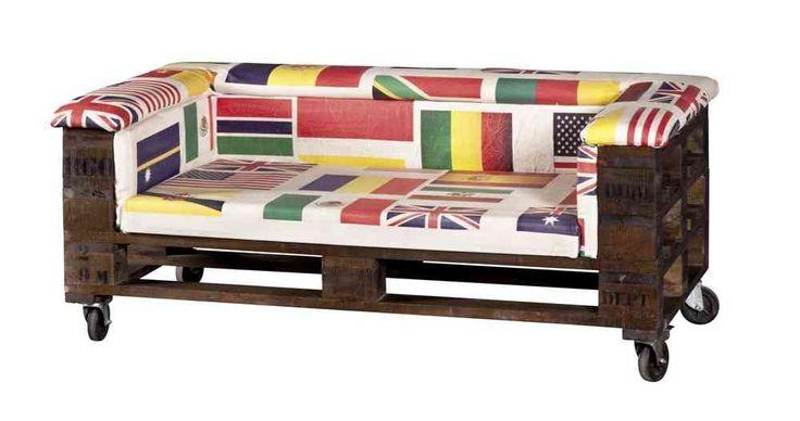 Oltre 25 fantastiche idee su divano pallet su pinterest for Vendita mobili con pallet