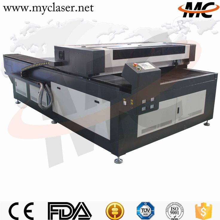 MC1325 600W CO2 laser cutting machine, specialize in cutting wood,acrylic,rubber,leather and other non metal materials.
