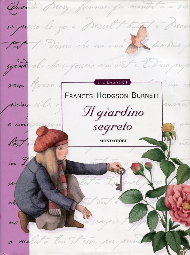 Il giardino segreto; copertina - Giovanni Manna