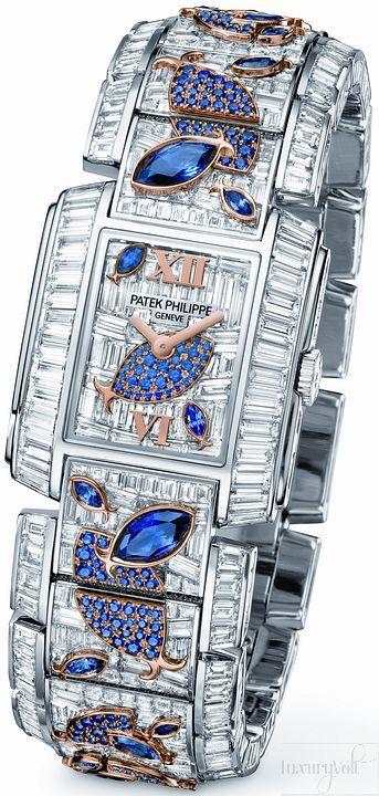 Basel Ladies Watches 2014: Patek Philippe, Omega, Rolex | luxuryvolt.com