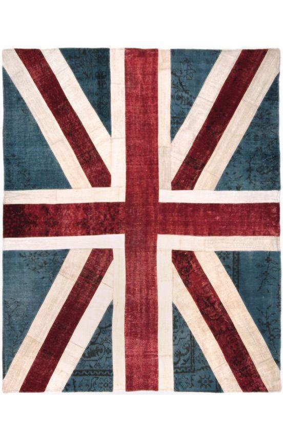 Union Jack Rug, $3999