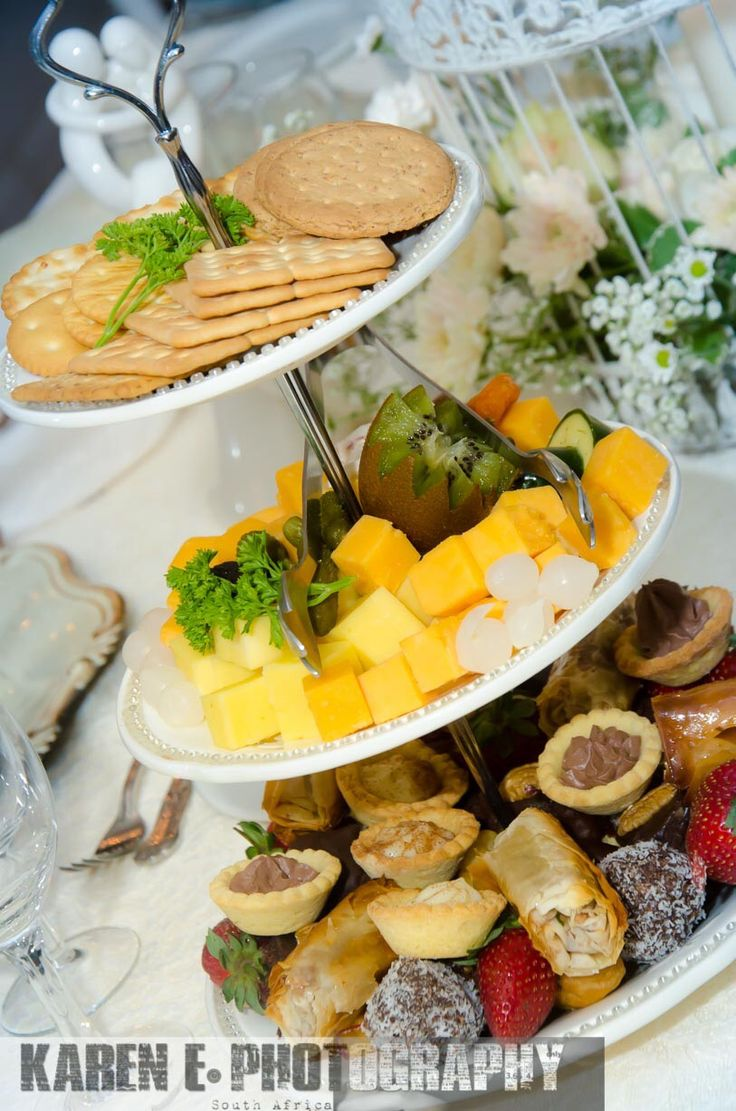 Cheese and biscuits by CHC Catering