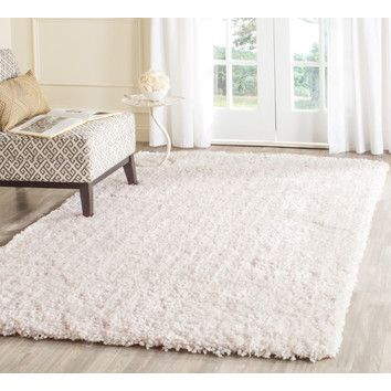 You'll love the Judie Shag Ivory Solid Rug at Joss & Main - With Great Deals on all products and Free Shipping on most stuff, even the big stuff.