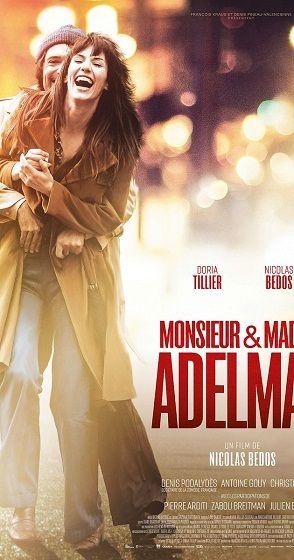 Monsieur & Madame Adelman (2017) Gratuitement Films En Français