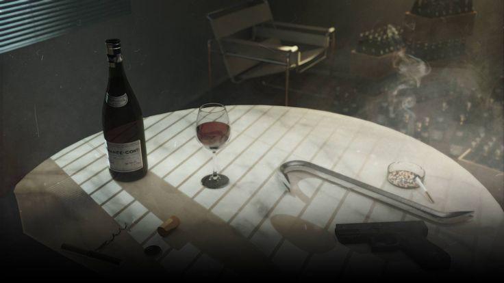 Hunting the thieves behind a rash of six-figure wine heists