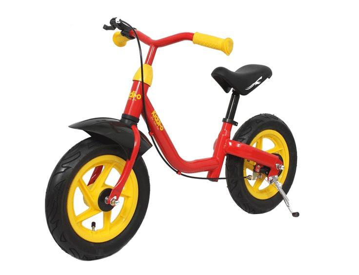 Kettler Junior Balance Bike KET-8727-730 - My son will be riding this bike all over the neighbourhood!