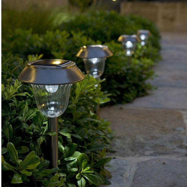 Les 25 meilleures id es de la cat gorie luminaire solaire for Luminaire solaire jardin