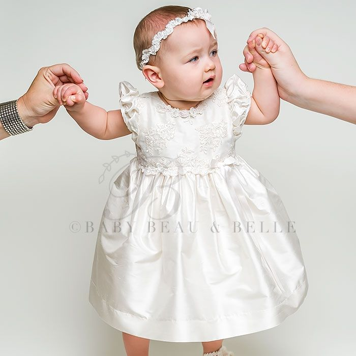 22 best Taufe images on Pinterest | Hair bows, Baptism pictures and ...
