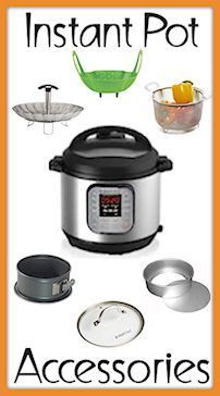 Excellent resource for the IP!  A list of accessories that work wonderfully in the 7 in 1 6Qt IP!  Wish list!!!!