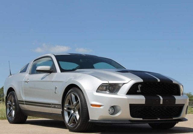 nice Great 2010 Ford Mustang Shelby GT500 Coupe 2010 Mustang Shelby GT500 Coupe 7K Miles Shaker Audio Simply LIke New! 2017 2018