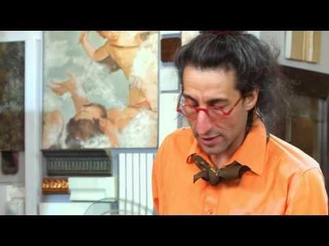 """Школа ремонта"". Мастер класс от Марата Ка «Столик со стеклянной столешницей» - YouTube"