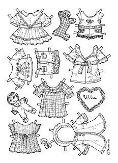 Aankleedpop Kind Kleurplaat 94 Beste Afbeeldingen Van Aankleedpoppen Paper Dolls