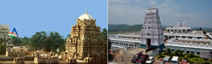 Srikurmam is a village in Srikakulam District in Andhra Pradesh, which features with famous Srikurmam Temple. The temple is witnessed by the devotees from all around the country. Its origin dates back to 1281 AD.