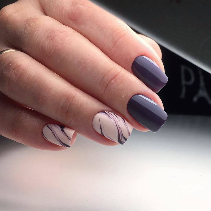 Autumn nail shellac, Beautiful autumn nails, Fall nails 2016, Interesting nails, Manicure in autumn style, Nails for autumn dress, Novelty of fall nails, October nails