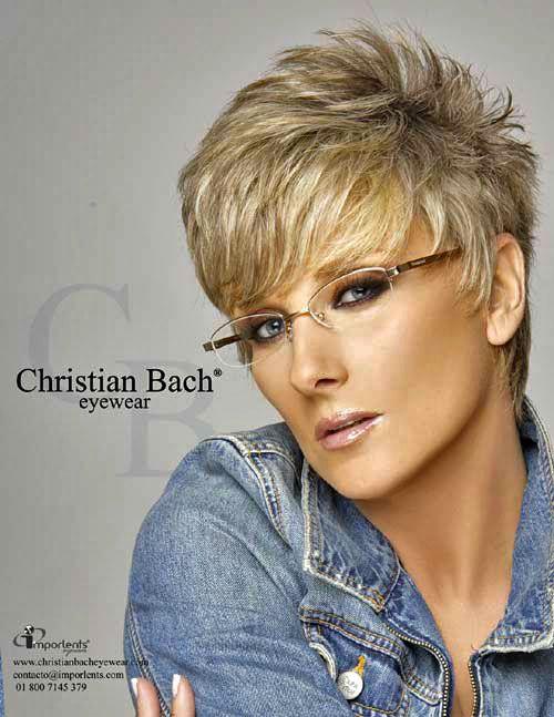 Christian Bach | Cortes de cabello dama | Pinterest ...