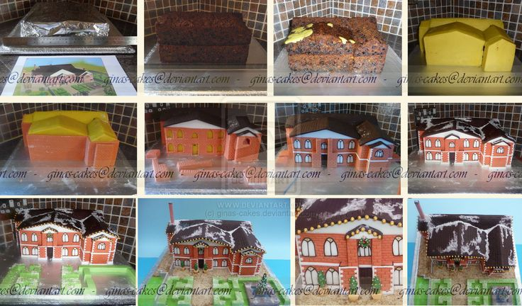 Lara's home Stages by ginas-cakes.deviantart.com on @deviantART