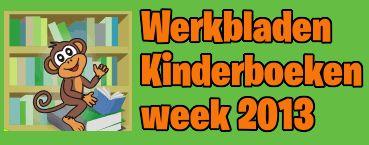 Kinderboekenweek 2013 Werkbladen