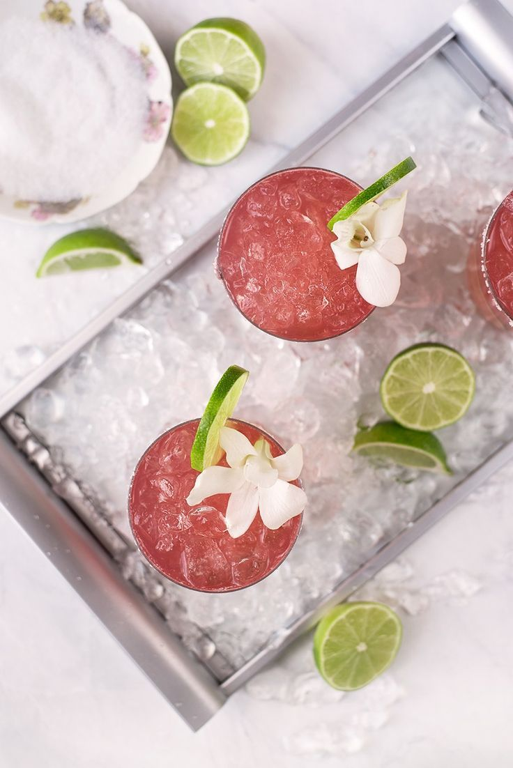 Why not give an anti-viral, probiotic boost to your cocktail hour? These Kombucha Margaritas are filled with healthful benefits, but just as fun as the original. Cheers to a healthy year!