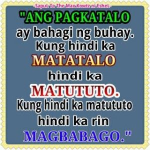 Funny Inspirational Quotes Tagalog Tagalog quotes, Funny