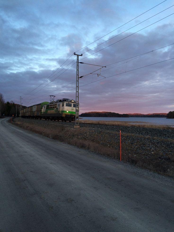 #finland #train #siuro