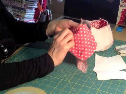 ▶ TUTORIAL BOLSO MONEDERO con boquilla - YouTube