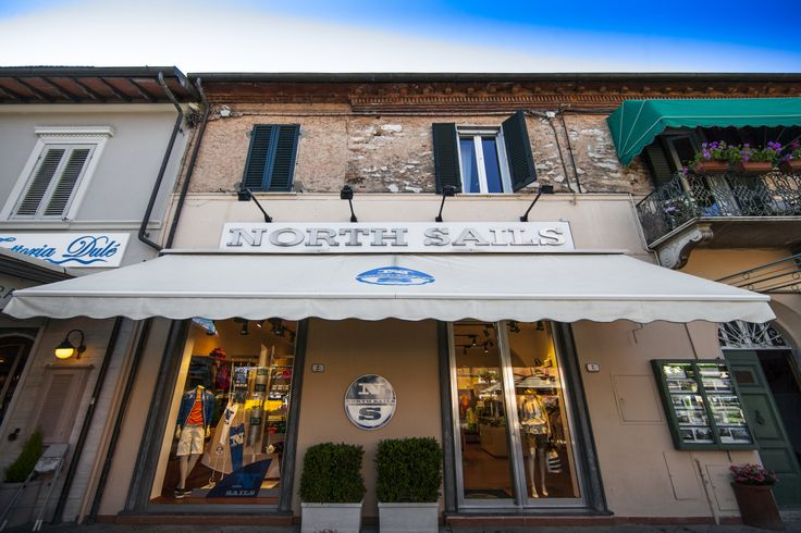 #NorthSails #Store #Fortedeimarmi #Tuscany