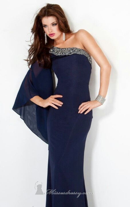 Pageant beautiful dress