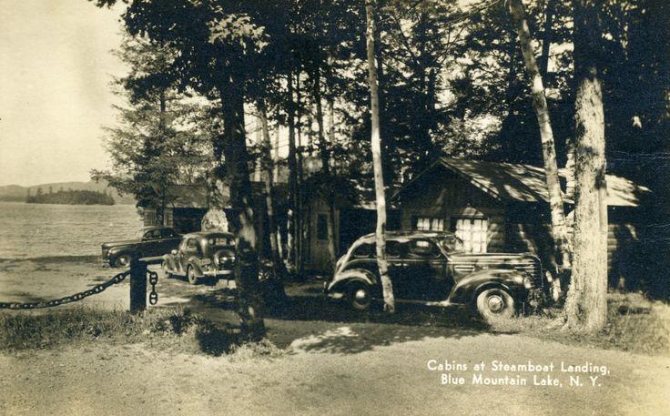 Blue Moutain Lake, N.Y., ca.1940